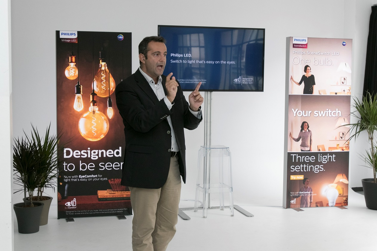 Philips Lighting Event